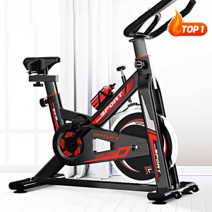 Fast Shipping Exercise Bike Home Ultra-quiet Indoor Weight Loss Pedal Exercise Bike Spinning Bike Indoor Fitness Equipment