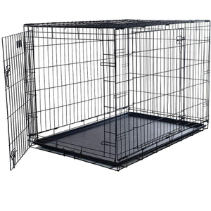 Wholesale Foldable Car Carrier Show Metal Wire Mesh XXl Dog Cage House