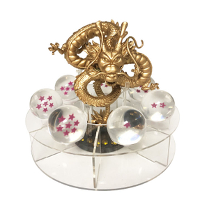 High Quality Crystal Glass Dragon Ball Z Star With Gift Box